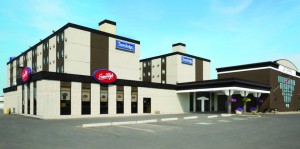 Travelodge Edmonton West Exterior Photo