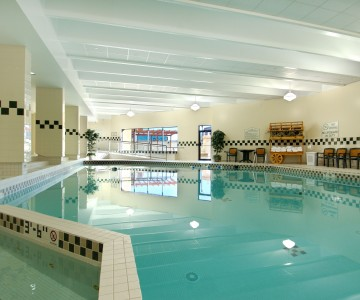 Hilton Garden Inn Saskatoon Hotel Pool
