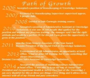 Heather Path of Growth 2014_Orange