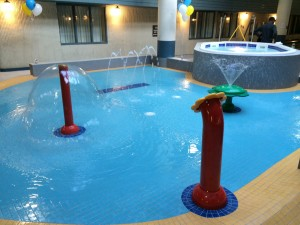 Travelodge Saskatoon Splash Pad