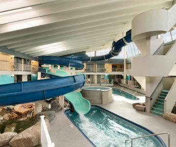 Travelodge Saskatoon Pool Area