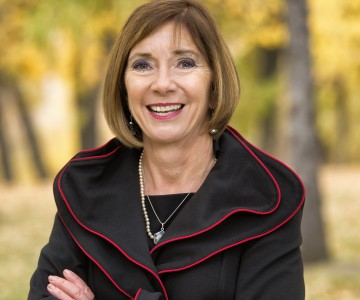 Betty Anne Latrace-Henderson, President of Airline Hotels