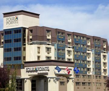 Four Points by Sheraton Edmonton Hotel